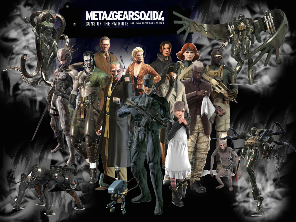 2bb707d5222 Triton World: Merchandising the Metal Gear series from W3